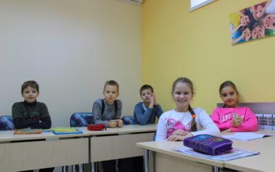 Весенний английский лагерь для детей в Domar Academy