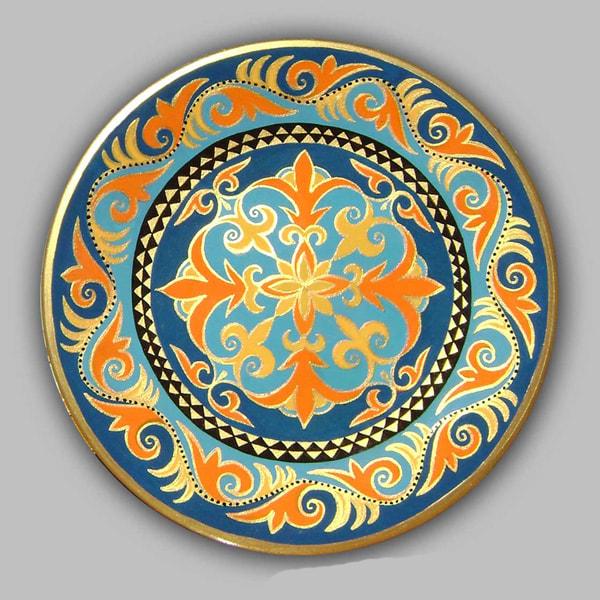 Мастер-класс по марокканской росписи