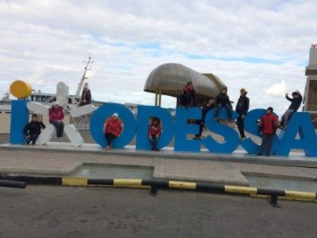 Английский+развлечения в Одессе