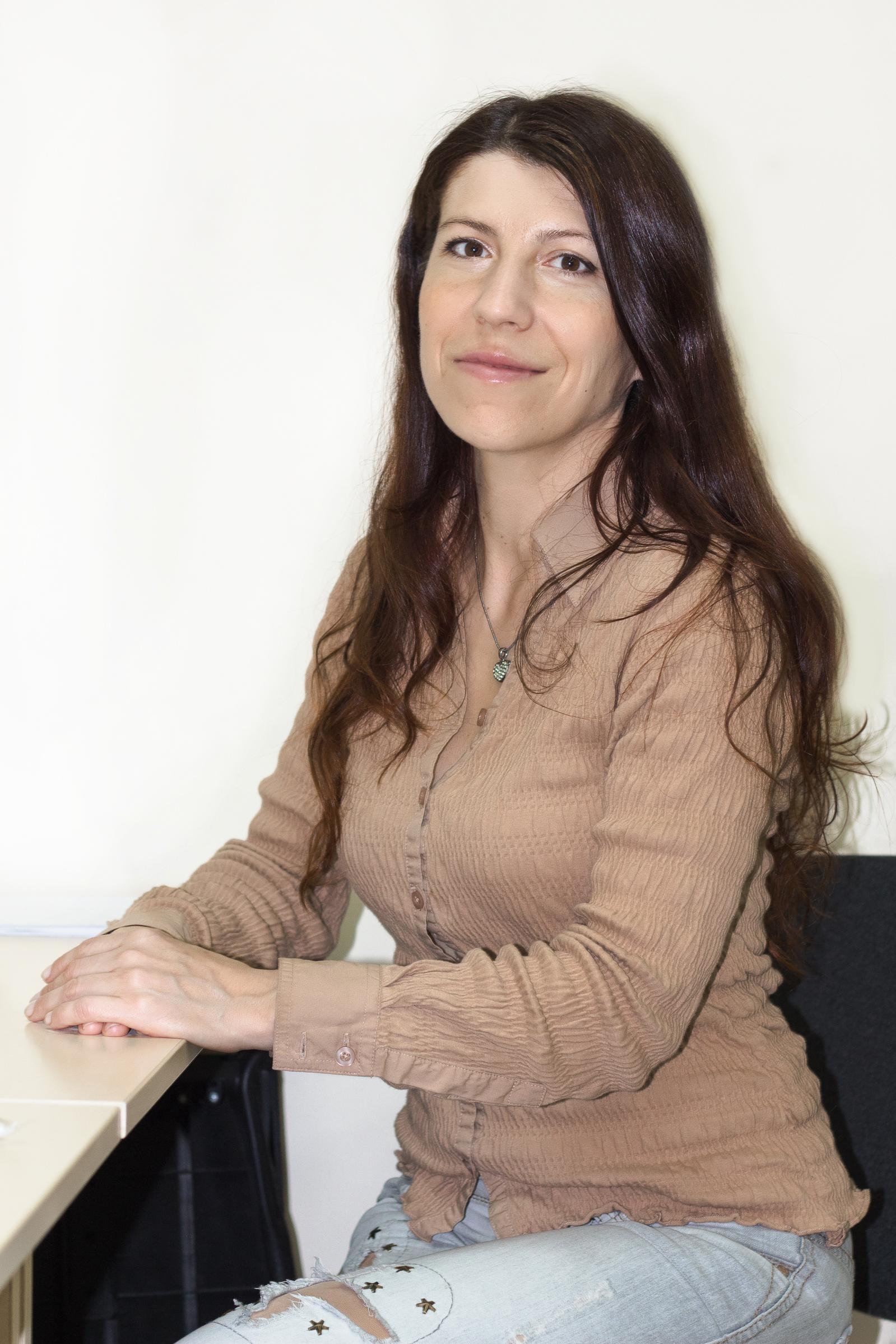Преподаватель Domar Academy Мария Грищенко