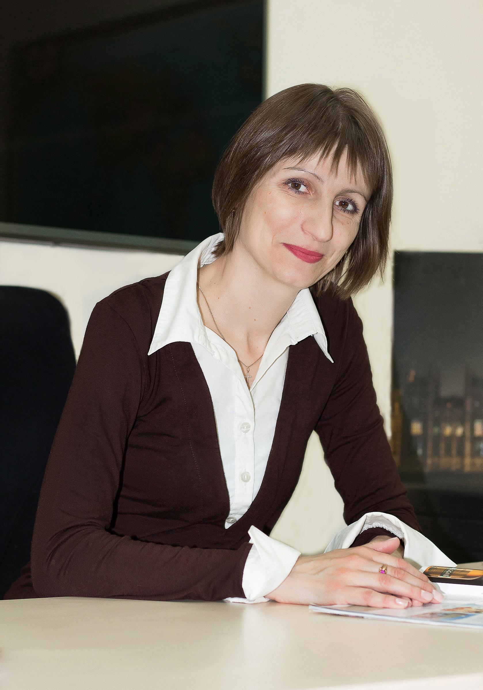 Преподаватель Domar Academy Наталья Образцова